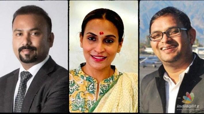 Rajinikanths's daughter Aishwarya Dhanush to team up with 'Ponniyin Selvan' makers!