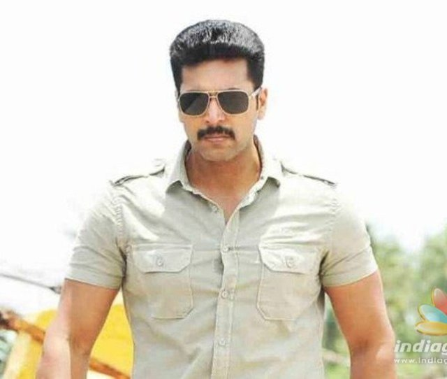Hot Update On Jayam Ravis Cop Action Film