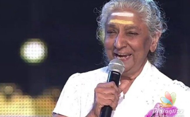 Rumors About Singer S Janaki Squashed Tamil News