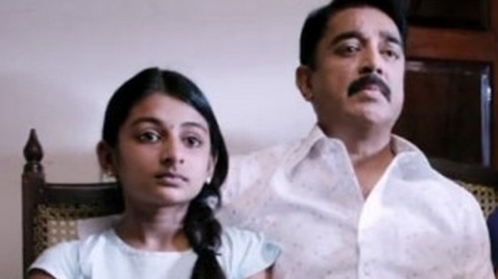'Papanasam' child star Esther Anil's latest photos as a grown up girl surprise netizens – Tamil News – IndiaGlitz.com