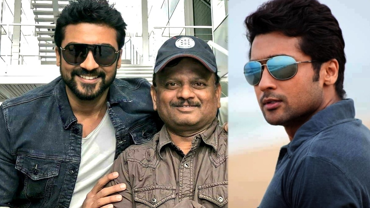 What KV Anand meant? – Emotional letter by Actor Suriya. – Tamil News – IndiaGlitz.com