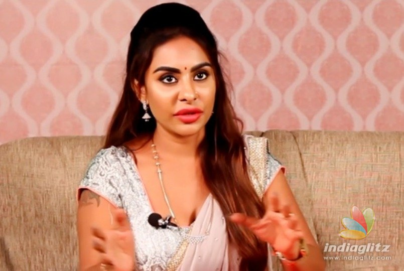 Sri Reddy asks director to be ready to get slap from her - Tamil News - IndiaGlitz.com