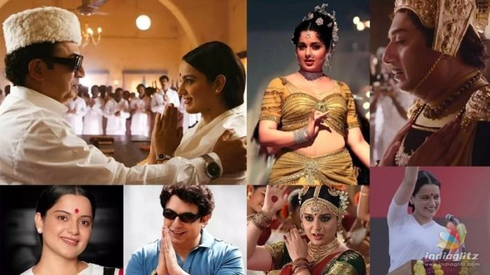 Superstar Rajinikanth's reaction after watching Kangana Ranaut's 'Thalaivii'!