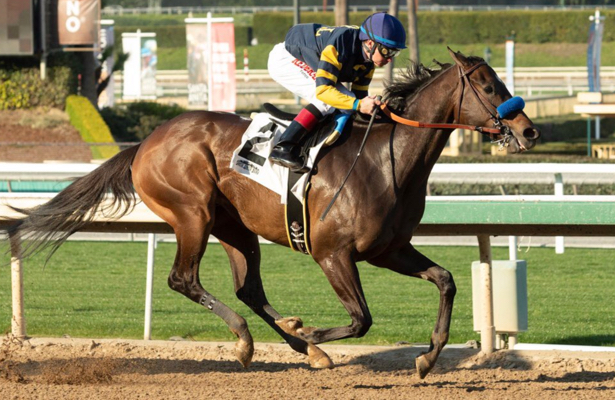 Baffert's Ax Man a big question mark in Santa Anita's Clockers' Corner