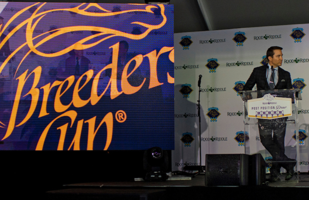 Breeders' Cup post position draw details set; how to watch