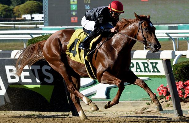 Performer wins at Belmont off 11-month layoff; Cigar Mile next?