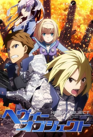 Download Heavy Object Sub Indo : download, heavy, object, Nonton, Heavy, Object, (2015), JuraganFilm