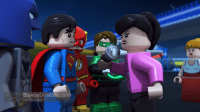 LEGO DC Comics Superheroes Justice League: Attack of the
