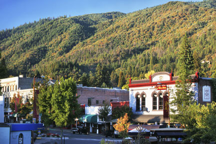 2011-Summer-Southern-Oregon-Ashland-downtown