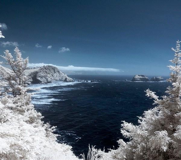 allan chen, cape lookout, coast