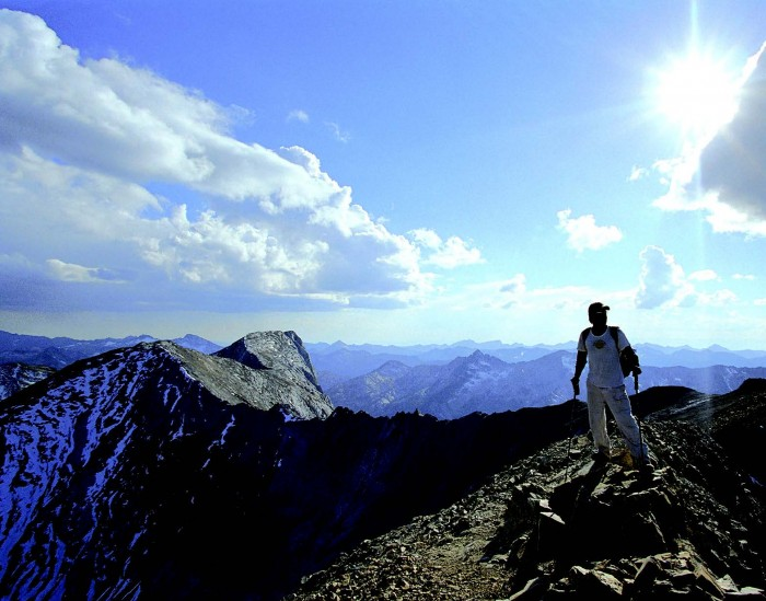 2010-Summer-Eastern-Oregon-Travel-Outdoors-Eagle-Cap-Wilderness-Wallowa-Mountains-Mt-Sacajawea-hike