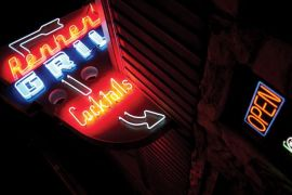 2012-july-august-1859-portland-oregon-multnomah-village-dive-bars-renners-bar-grill-neon-sign