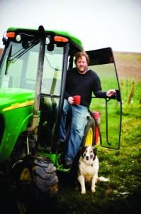 2012-Spring-Oregon-Wine-Willamette-Valley-Elk-Cove-Adam-Campbell-winery-vineyard-taste-grapes