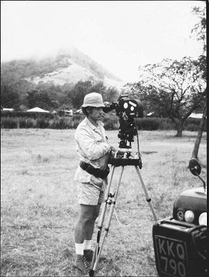 james blue, cannes film festival, oregon filmmaker, division of special collections, university of oregon
