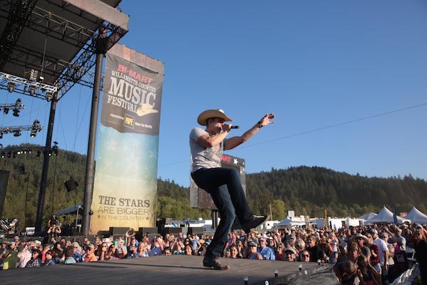 willamette country music festival, willamette valley, summer music festivals, oregon