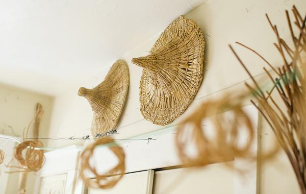 sara siestreem, weaving artist, portland art, pacific northwest, native american art