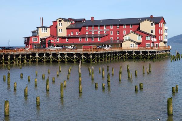 coast, cannery pier hotel & spa