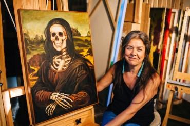 analee fuentes, eugene pavlov, willamette valley, oregon artist