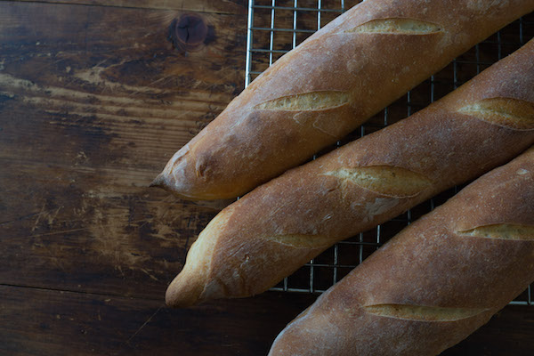 heidi weiss hoffman, oregon bread, oregon recipes, baguette recipes