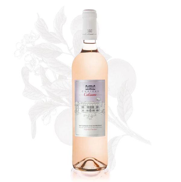 chateau calissanne rosé 75 cl