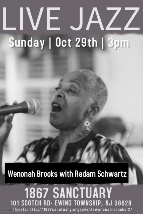 Wenonah Brooks