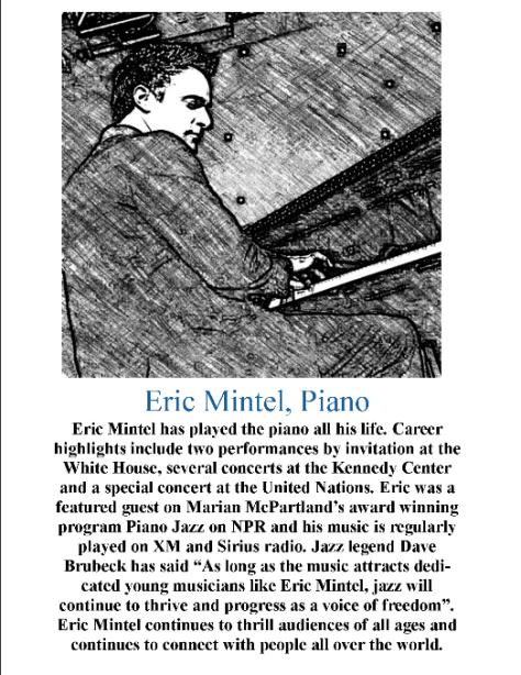 Eric Mintel Bio
