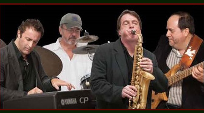 <b>Eric Mintel Quartet</b><br>Sunday, December 1 — 2:00 PM