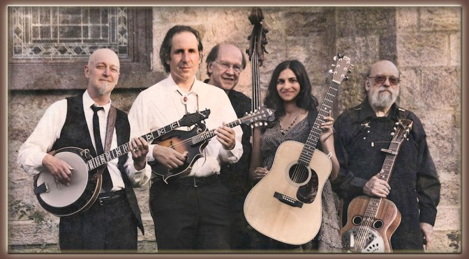 <b>Magnolia Street String Band</b><br>Friday, June 21 — 8:00 PM