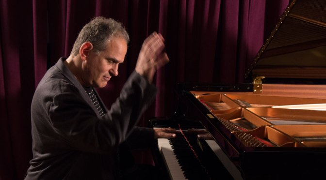 <b>Steve Sandberg, Piano and Rob Thomas, Violin</b><br>Saturday, November 16 — 8:00 PM