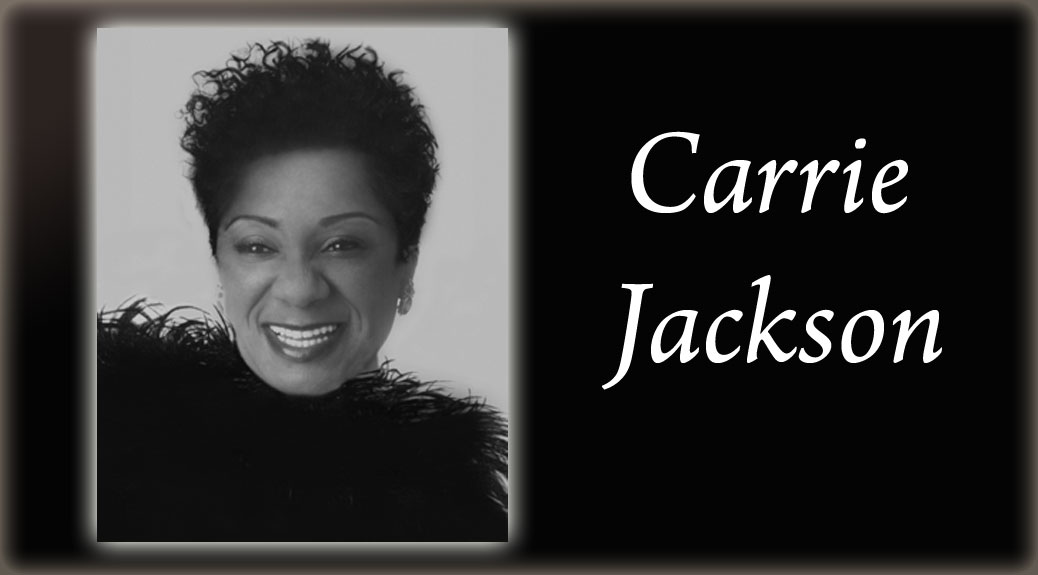 Carrie Jackson Featured Event