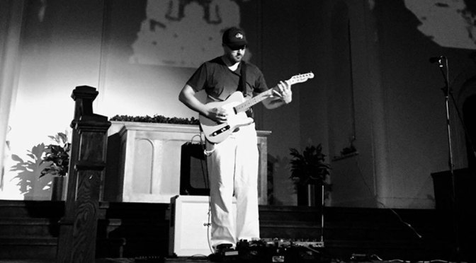 <b>Caruso, Ambient Loop Guitarist</b><br>Friday, July 12 — 8:00 PM