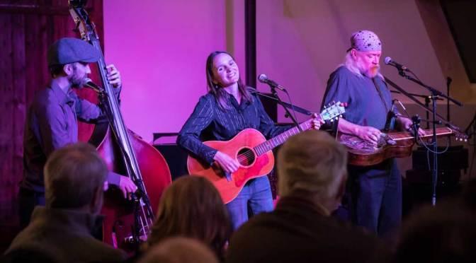 <b>Heather Pierson Acoustic Trio</b><br>Saturday, July 6 — 8:00 PM