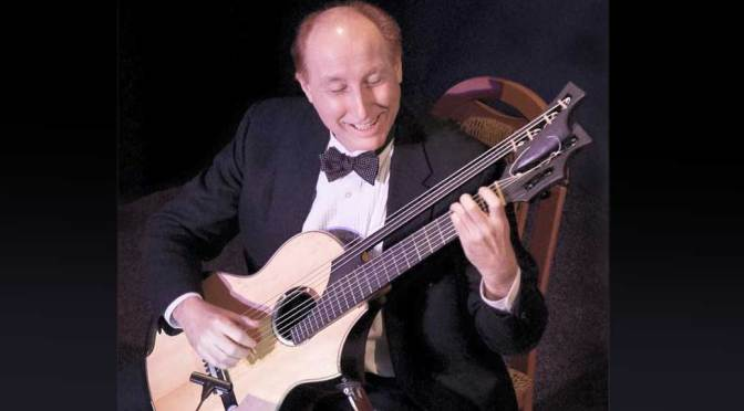 <b>Stanley Alexandrowicz, Classical Guitar</b><br>Saturday, June 8 — 8:00 PM