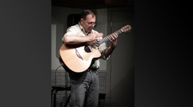 Vince Bunnicelli Acoustic Guitar