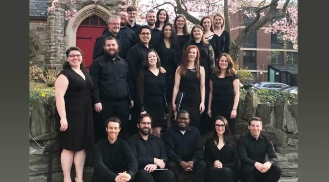 Glassbrook Vocal Ensemble Featured Event