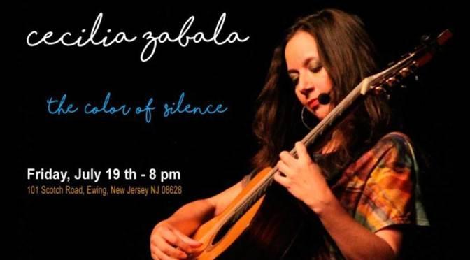 Cecilia Zabala Featured Event