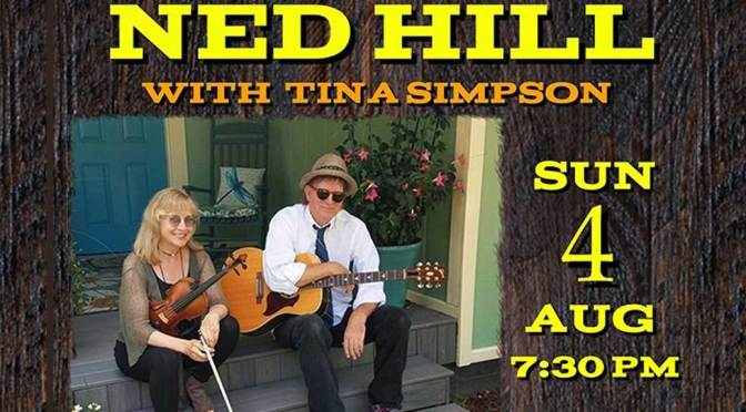 Ned Hill & Tina Simpson Featured Event