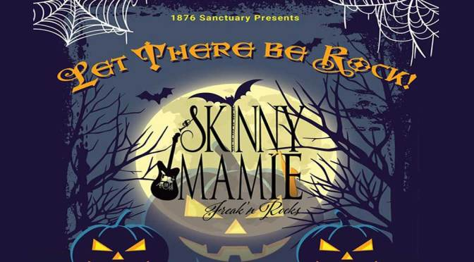 <b>Skinny Mamie</b><br>Sunday, October 13 — 2:00 PM