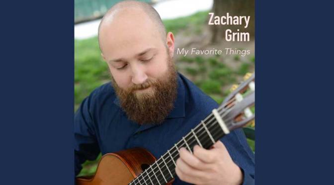 <b>Zachary Grim, Classical Guitar</b><br>Friday, November 15 — 8:00 PM