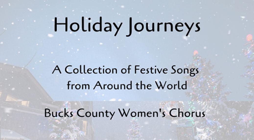 Bucks County Women's Chorus