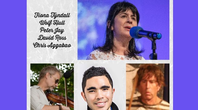 <b>CANCELLED – Shamrock and Thistle: The Songs and Sounds of Robert Burns with Fiona Tyndall</b><br>Saturday, January 18 — 8:00 PM