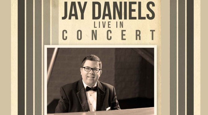 <b>Simply Timeless with Jay Daniels: A Joyful Christmas Sing-Along</b><br>Friday, December 13 — 8:00 PM