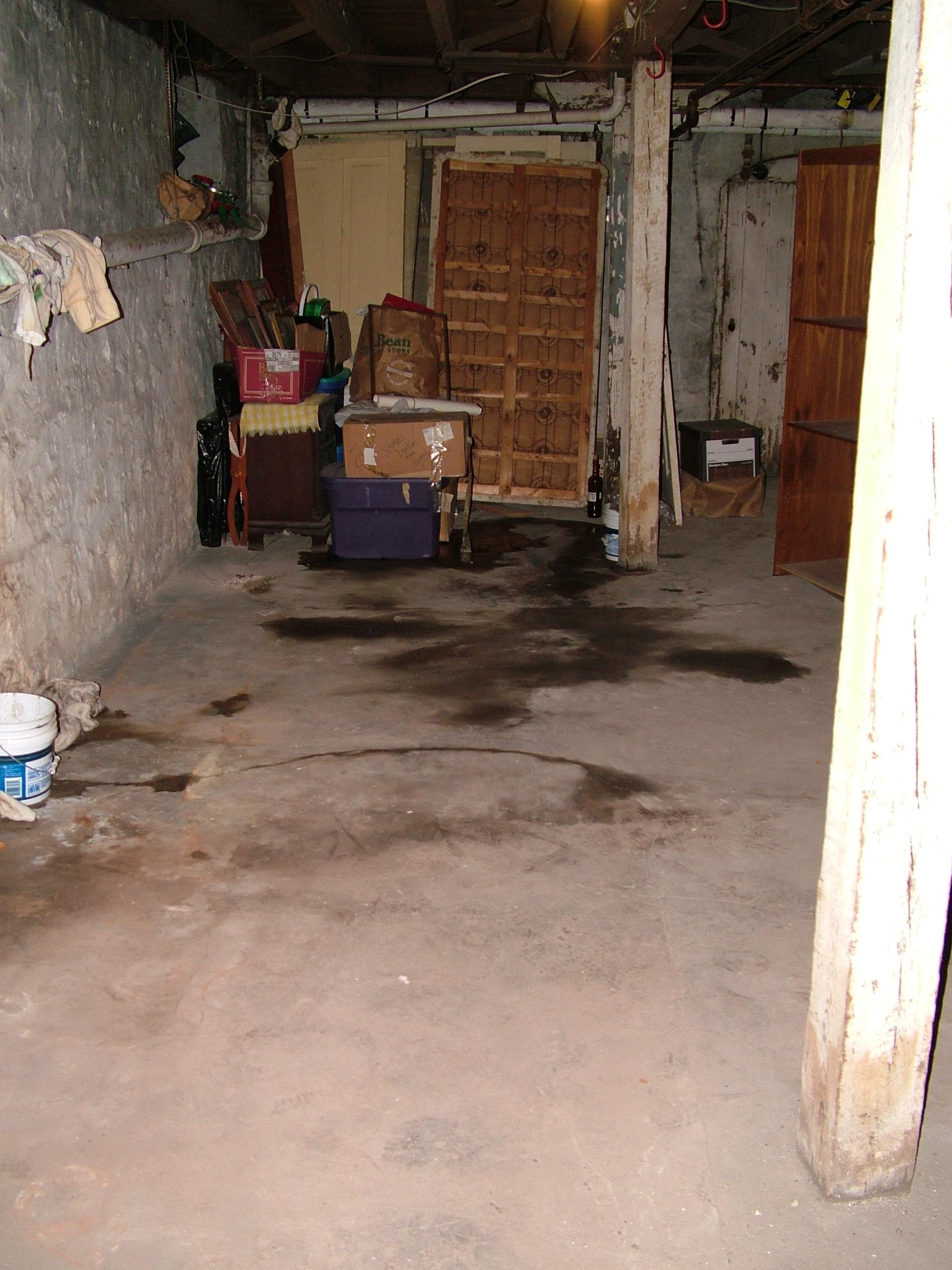 The sooty haunted basement  1868homes Blog