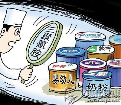 """三聚氰胺是""""蛋白精""""?冒牌貨!-廚房里的營養師李東燁-搜狐博客"""
