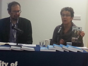 Jonathan Hewett and Suzanne Franks of City