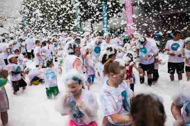 Hundreds of kid-centered events every year