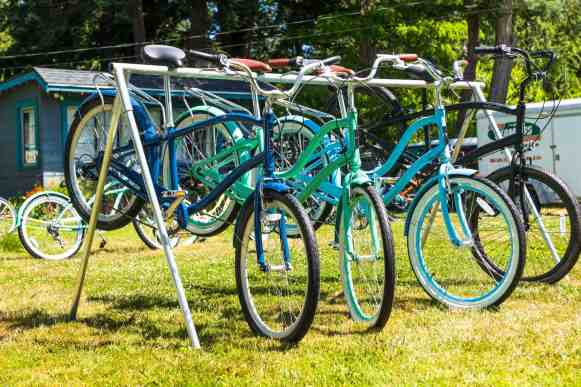 Pedal Pushers Bicycle Rentals, Point Roberts