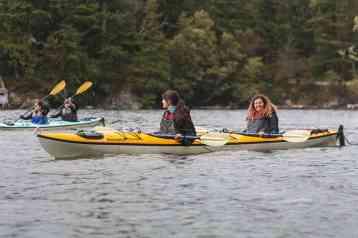 Kayaking / Credit: Brandon Sawaya