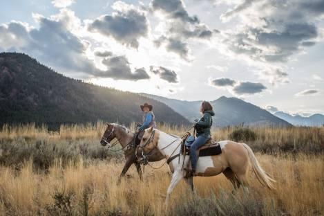 Horseback Riding–photo by Erin Nash