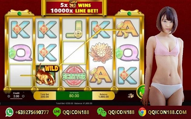 Tips Menang Bermain Slot Game Lucky Koi Spadegaming